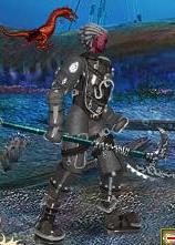 Серый Дракоша в бою