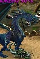 Зеленый Скорпионыш в бою
