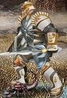 Серый Скорпионыш в бою