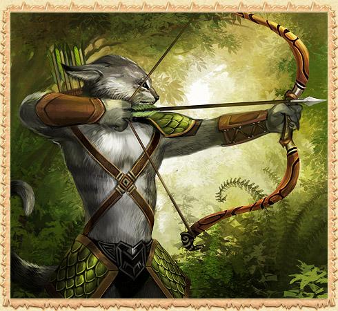 Маурин-охотник